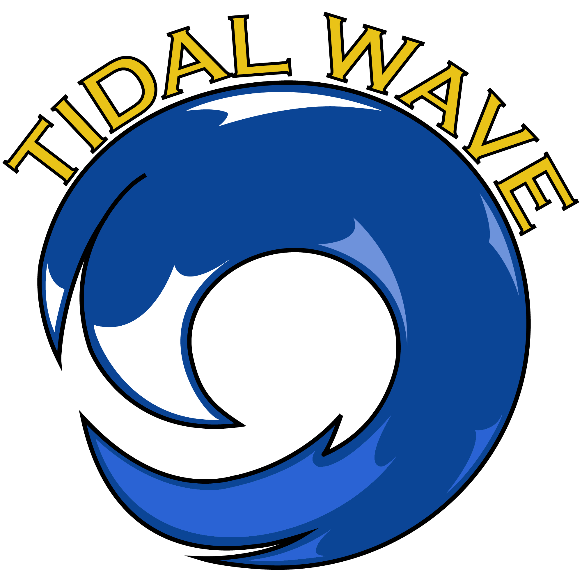 Tidal Wave Official Logo